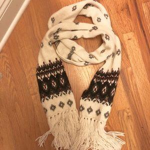 A&F Wool Scarf (NWOT)